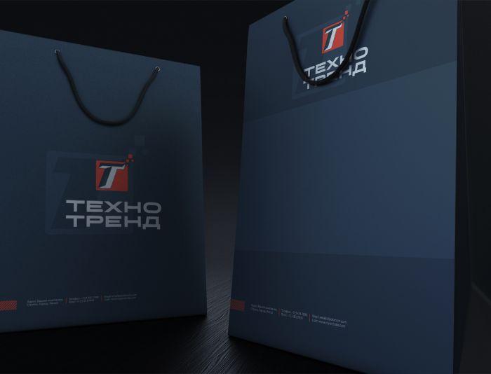 Лого и фирм. стиль для ИТ-компании - дизайнер Gas-Min