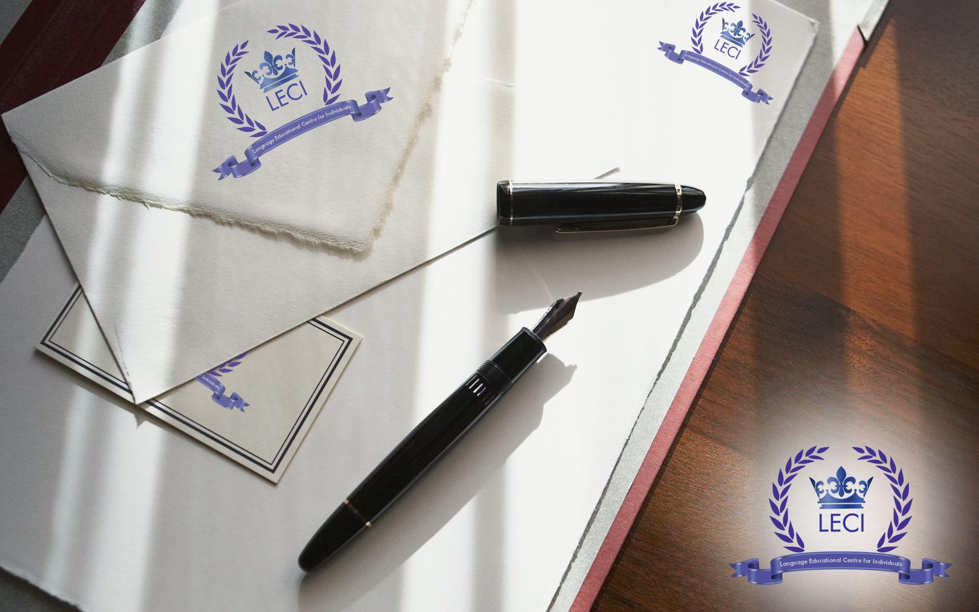 Лого для образовательного учреждения LECI  - дизайнер Musina-M