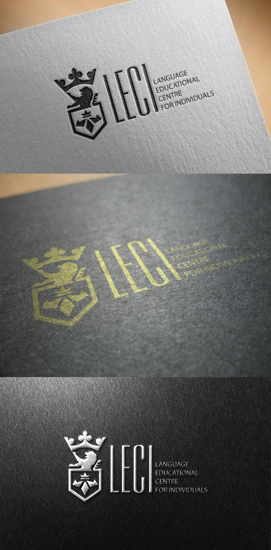 Лого для образовательного учреждения LECI  - дизайнер IFEA
