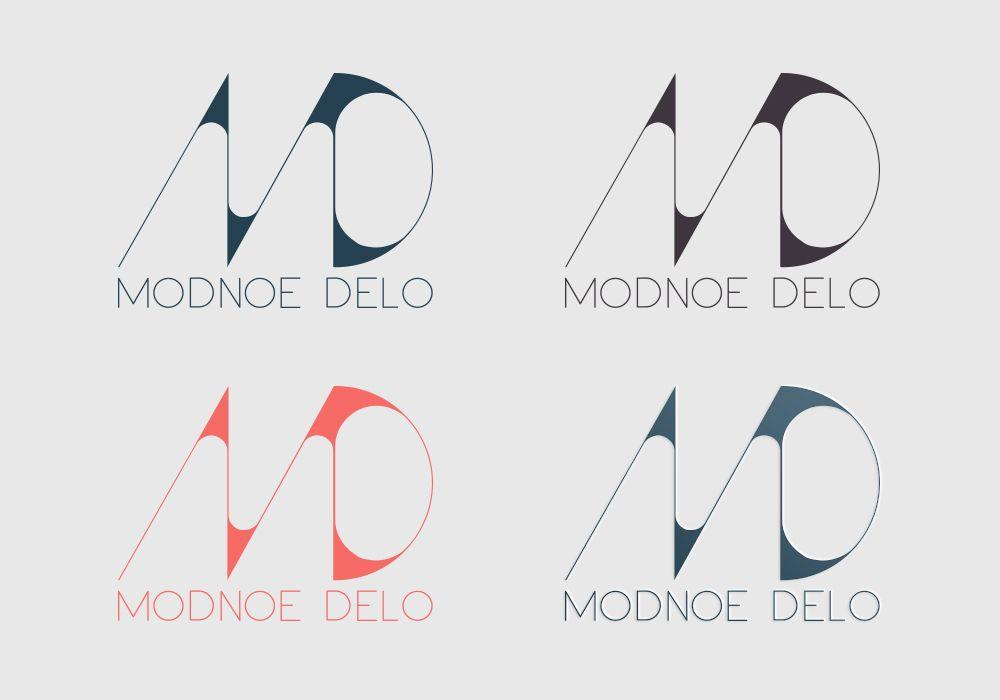 Лого для компании, развивающей бренды в сфере моды - дизайнер Jenia_Shalak