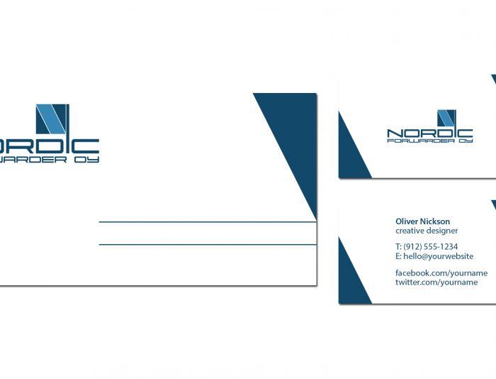 Фирменный стиль для экспедиторской компании - дизайнер Advokat72