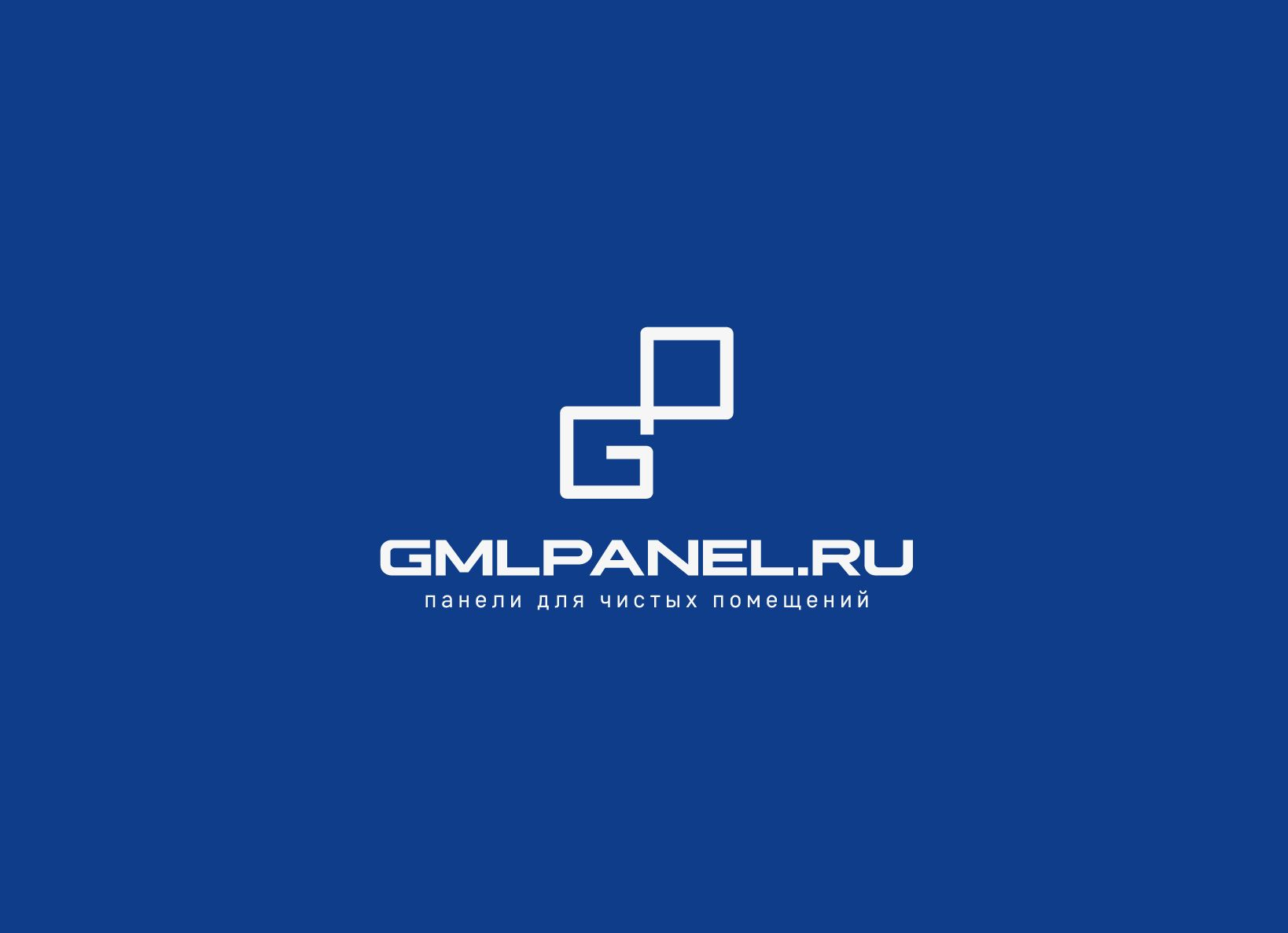 Логотип для сайта GMLPANEL.RU - дизайнер U4po4mak