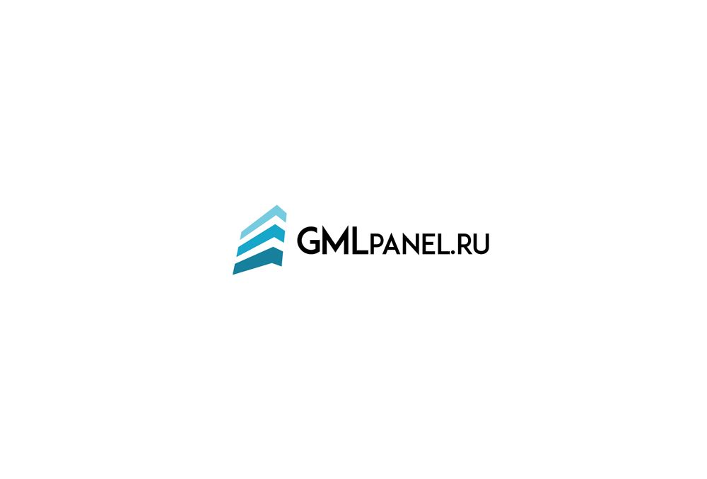 Логотип для сайта GMLPANEL.RU - дизайнер jampa