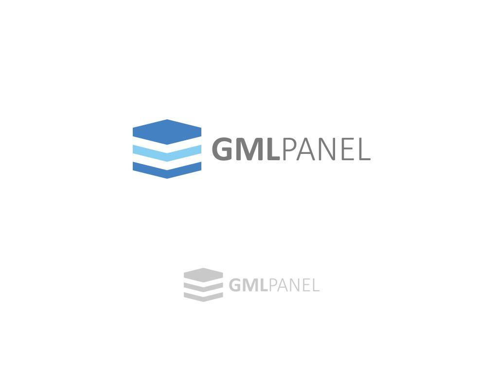 Логотип для сайта GMLPANEL.RU - дизайнер deeftone