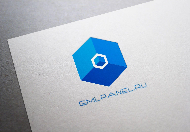 Логотип для сайта GMLPANEL.RU - дизайнер Sketch_Ru