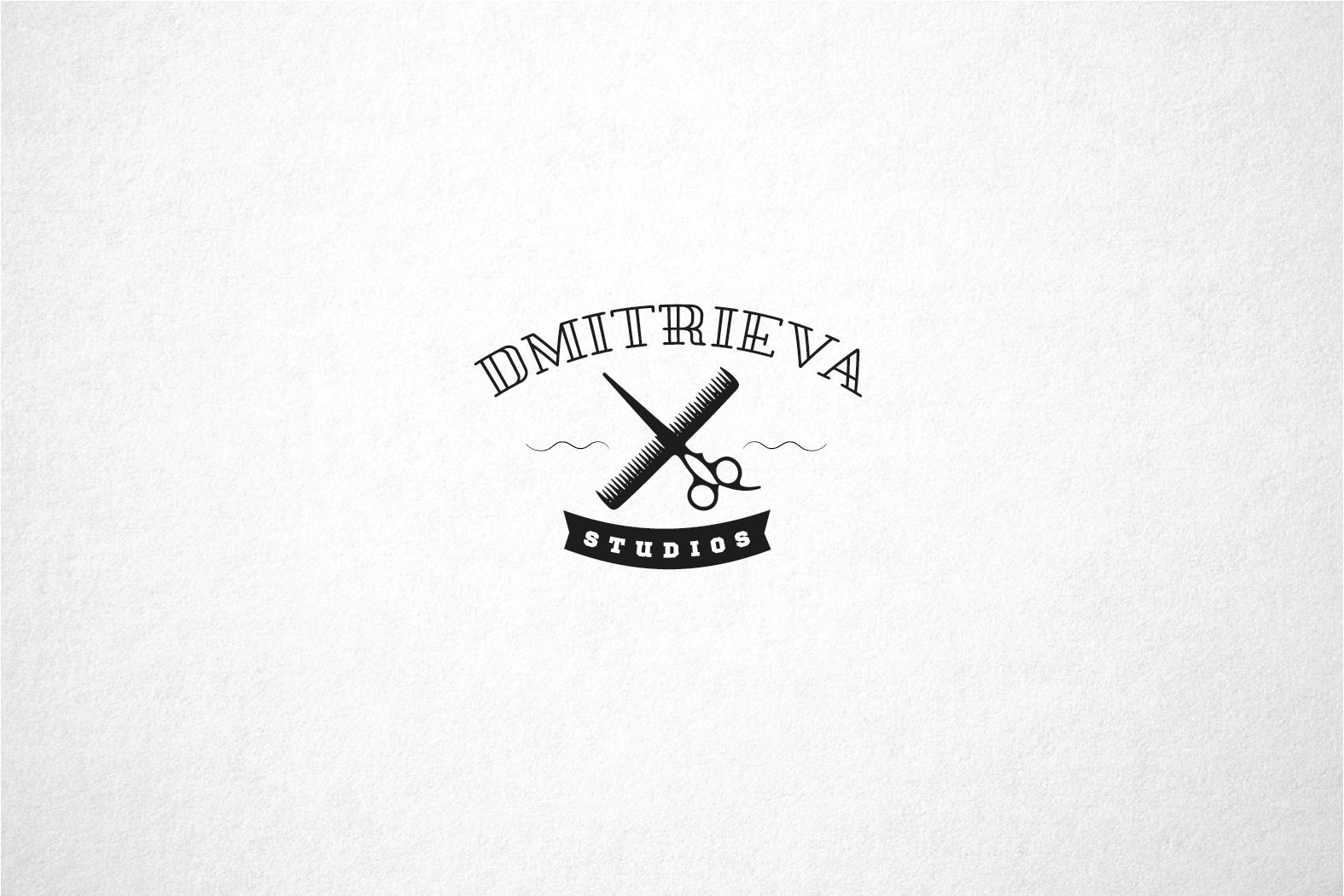 Логотип для сети парикмахерских - дизайнер funkielevis