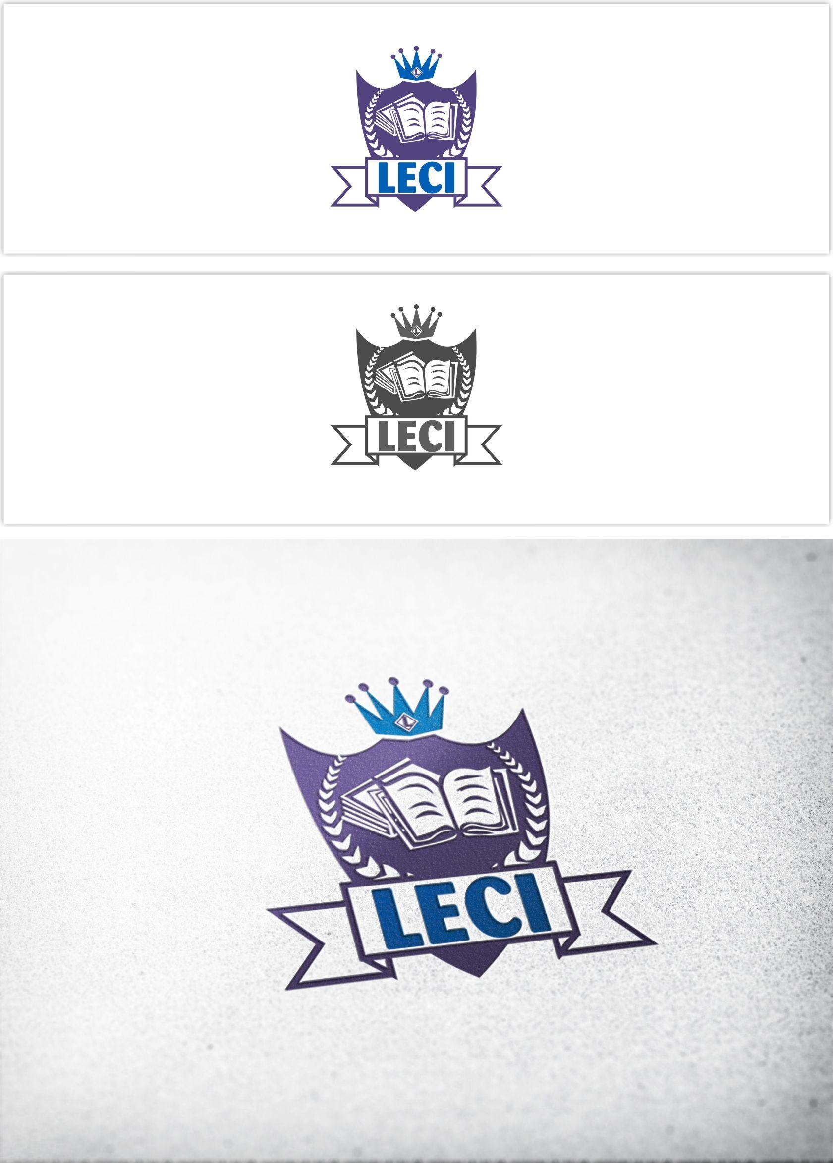 Лого для образовательного учреждения LECI  - дизайнер malito