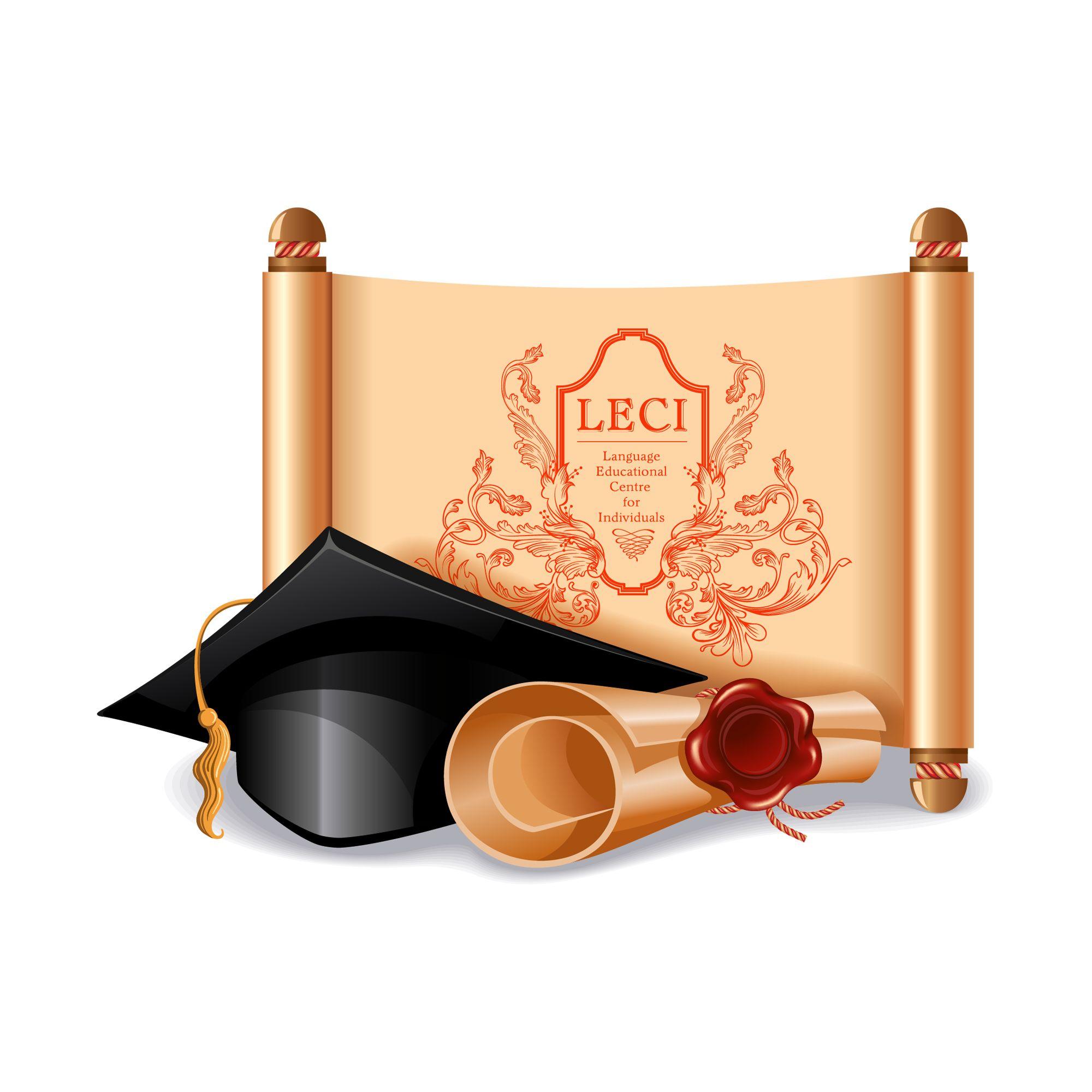 Лого для образовательного учреждения LECI  - дизайнер atmannn