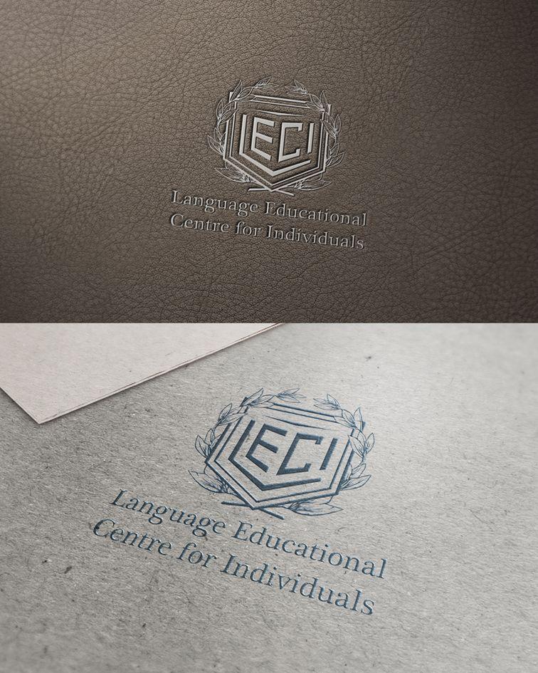 Лого для образовательного учреждения LECI  - дизайнер remezlo