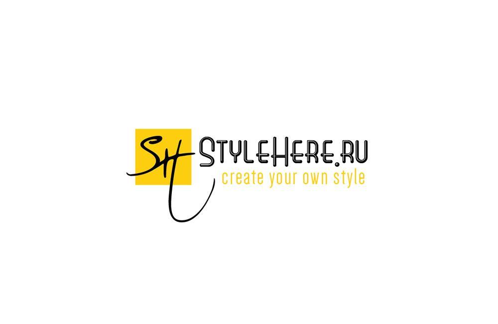 Логотип для интернет-магазина stylehere.ru - дизайнер jampa