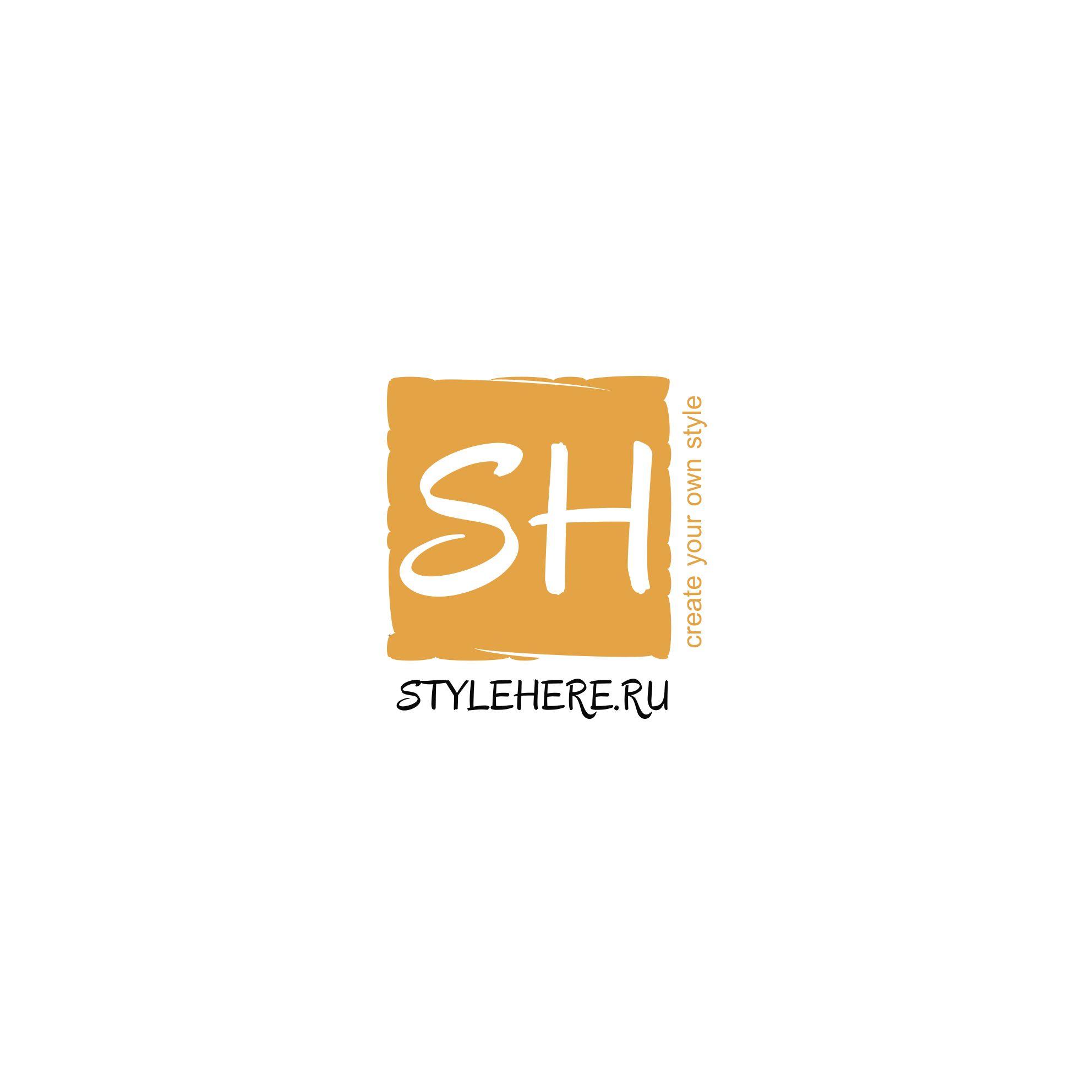 Логотип для интернет-магазина stylehere.ru - дизайнер mkravchenko