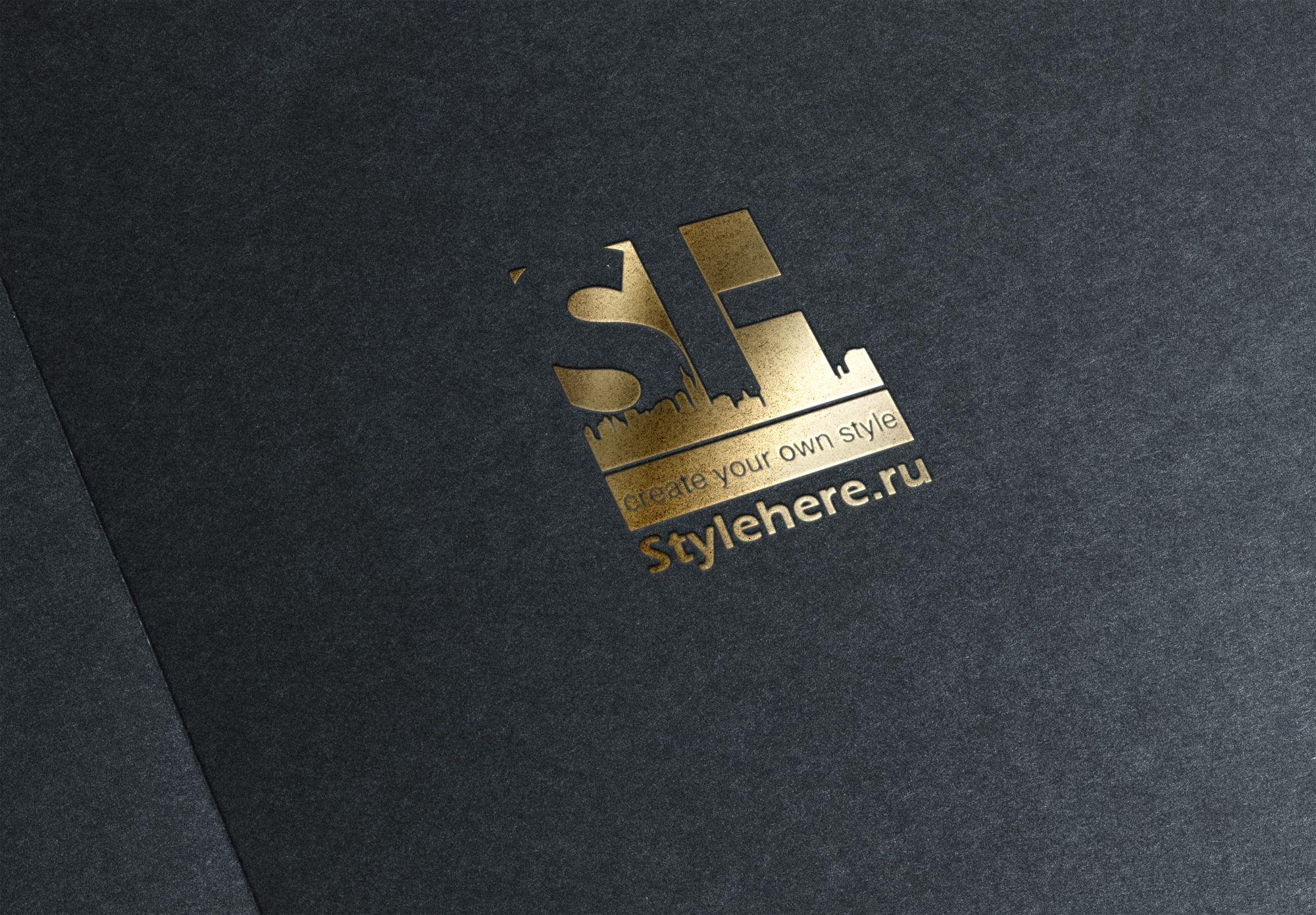 Логотип для интернет-магазина stylehere.ru - дизайнер djmirionec1