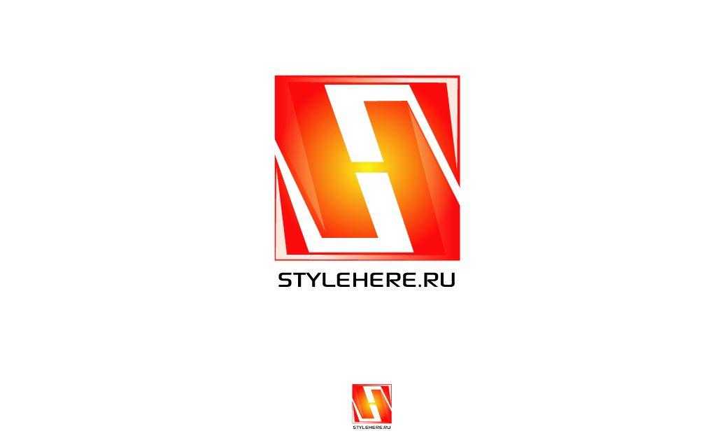 Логотип для интернет-магазина stylehere.ru - дизайнер GVV