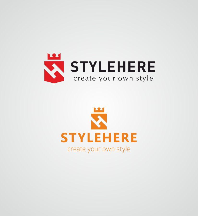 Логотип для интернет-магазина stylehere.ru - дизайнер axel-p