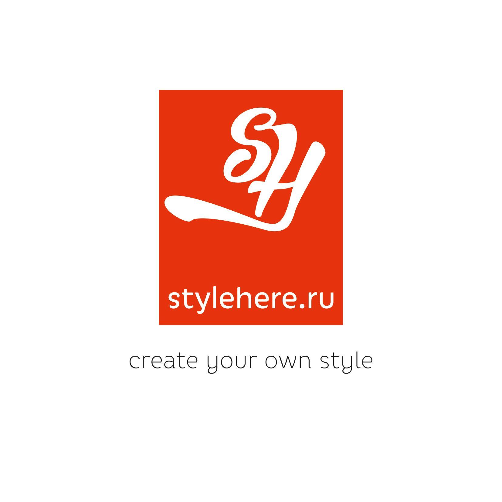 Логотип для интернет-магазина stylehere.ru - дизайнер pionero