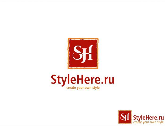 Логотип для интернет-магазина stylehere.ru - дизайнер Nodal