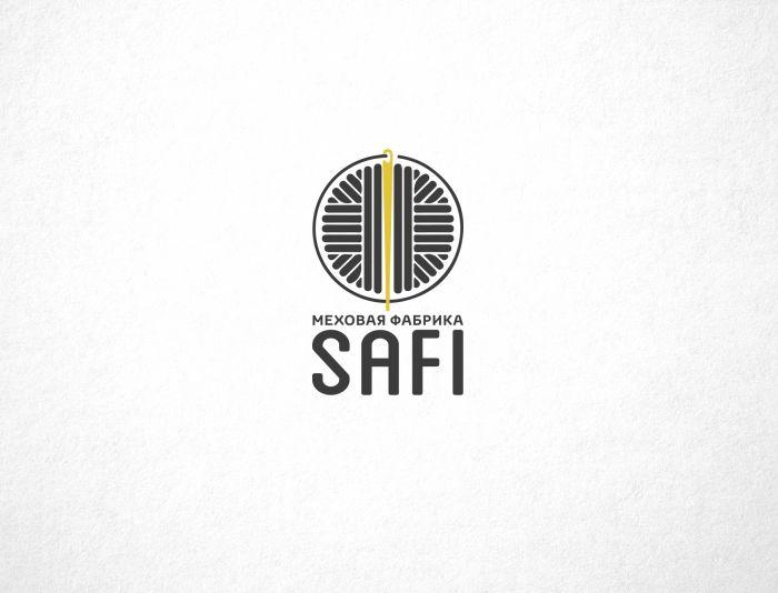 Лого для меховой фабрики Safi - дизайнер funkielevis