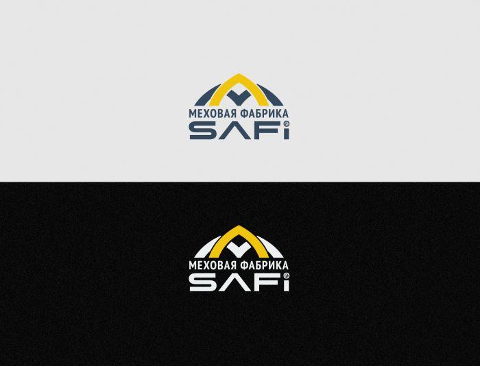 Лого для меховой фабрики Safi - дизайнер Gas-Min