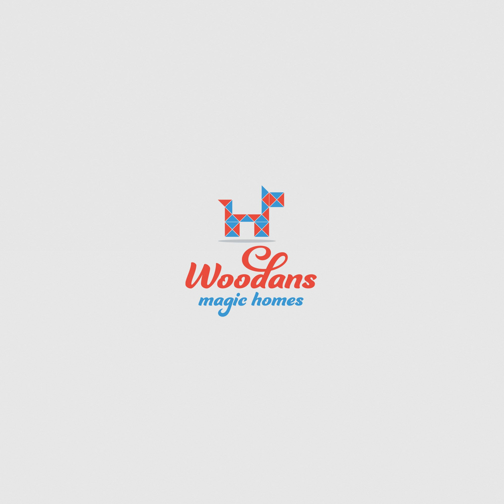 Логотип для WOODANS - дизайнер Gas-Min