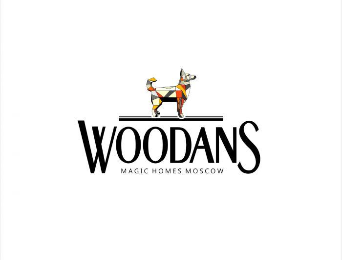Логотип для WOODANS - дизайнер Nodal