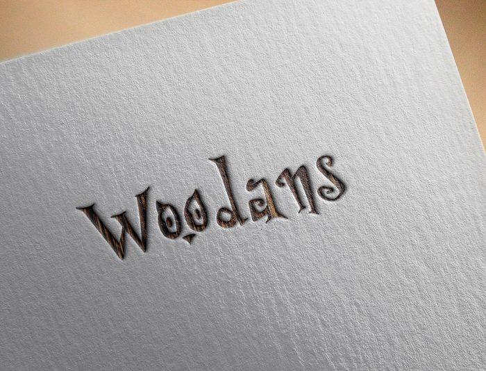 Логотип для WOODANS - дизайнер demo1ution