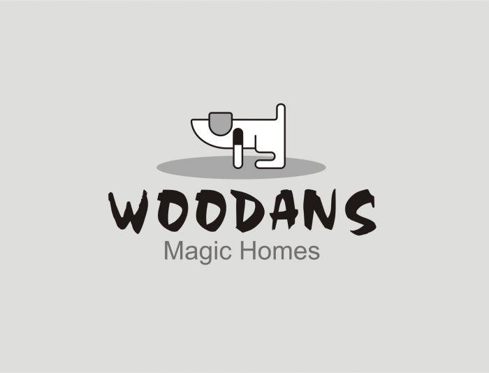 Логотип для WOODANS - дизайнер Nik_Vadim