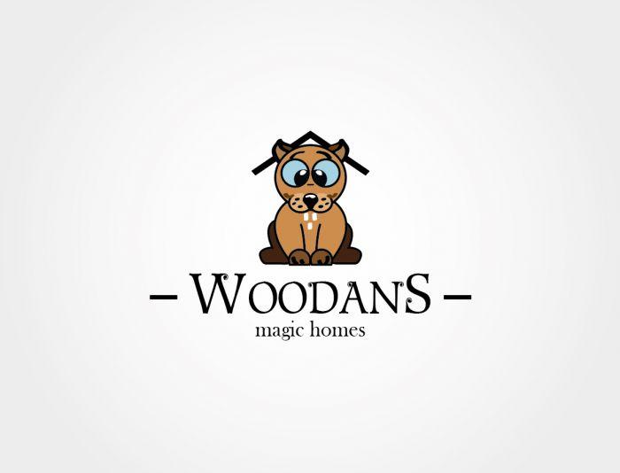 Логотип для WOODANS - дизайнер il-in