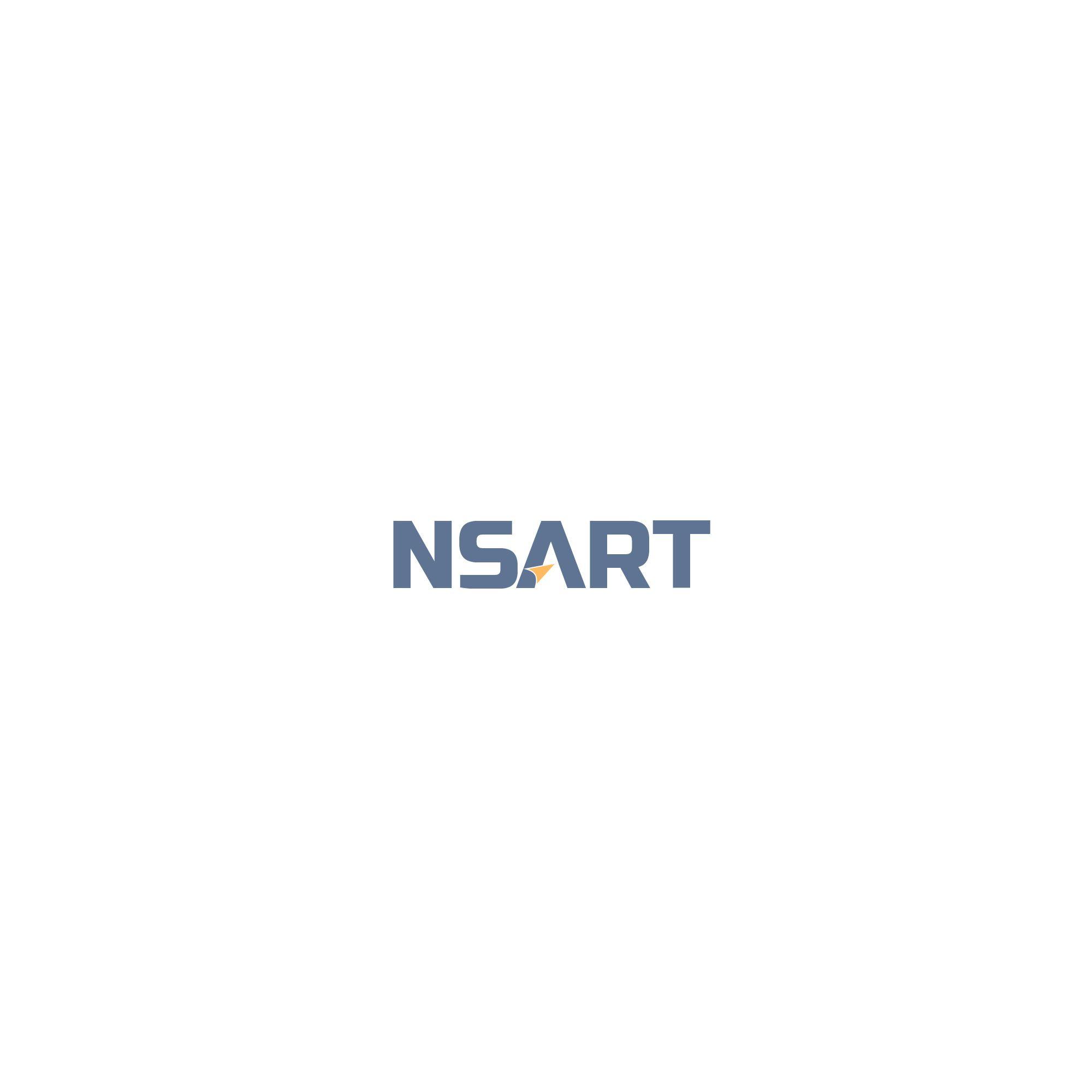 Логотип компании NSART - дизайнер weste32