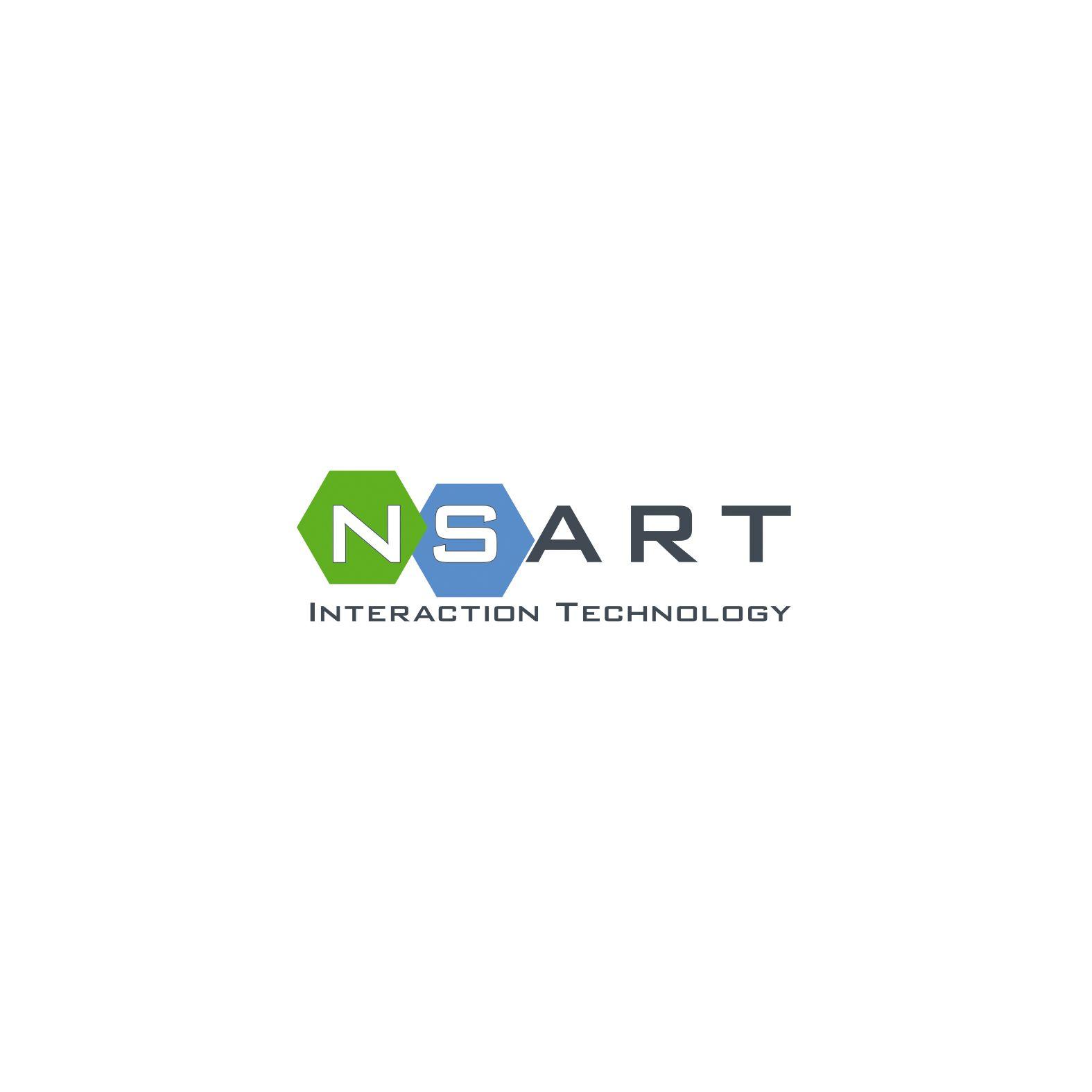 Логотип компании NSART - дизайнер artmixen