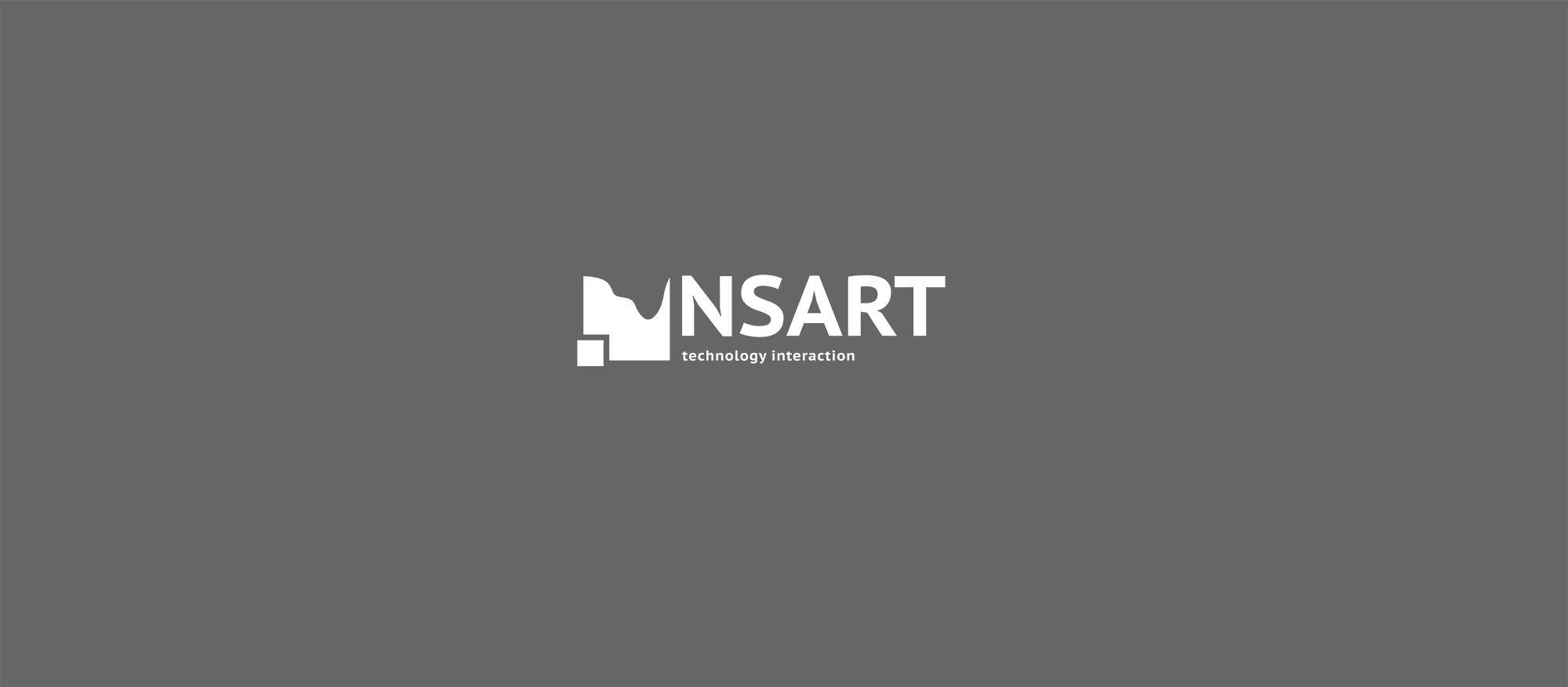Логотип компании NSART - дизайнер dr_benzin