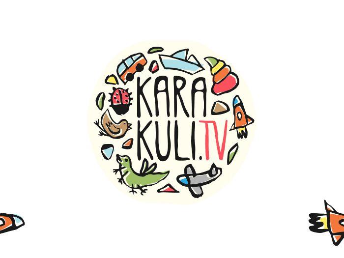 Логотип для детского ресурса - дизайнер kenny-one