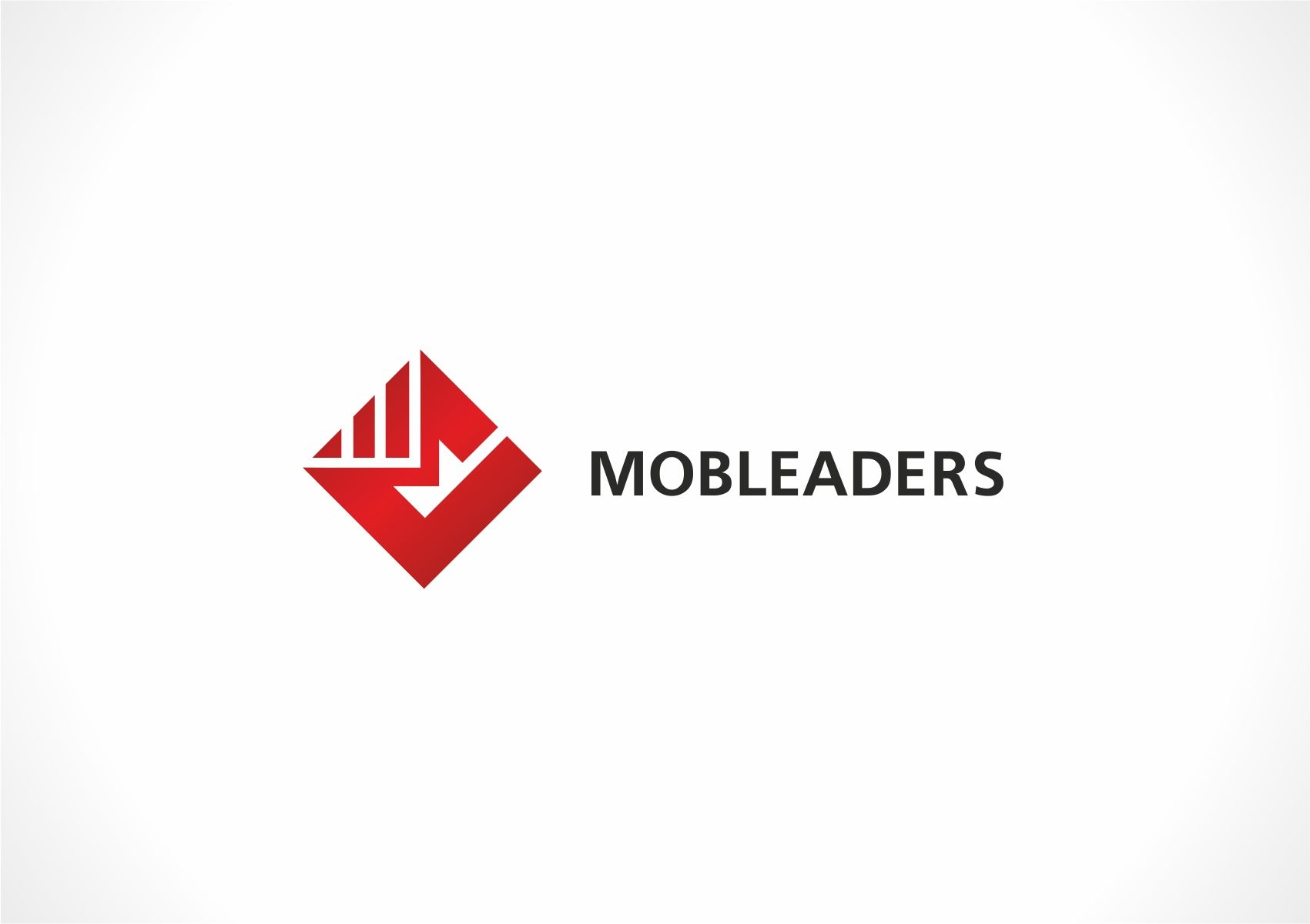 Логотип для агрегатора платежей MobLeaders.com - дизайнер designer79