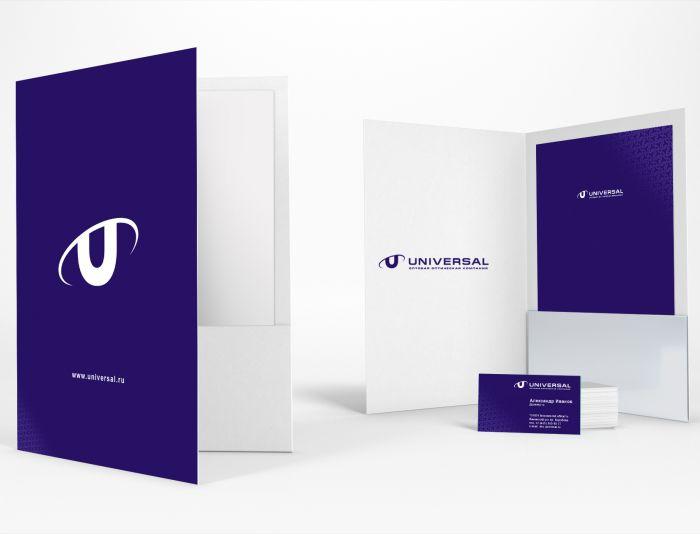 Логотип и ФС для Universal - дизайнер weste32