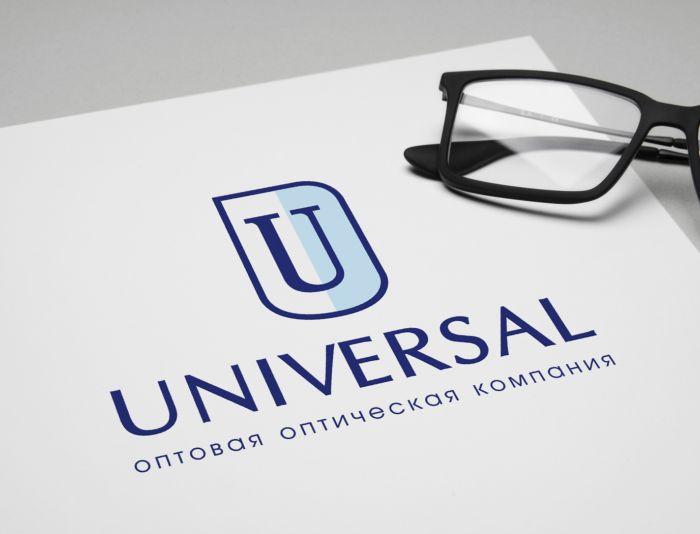 Логотип и ФС для Universal - дизайнер art-valeri