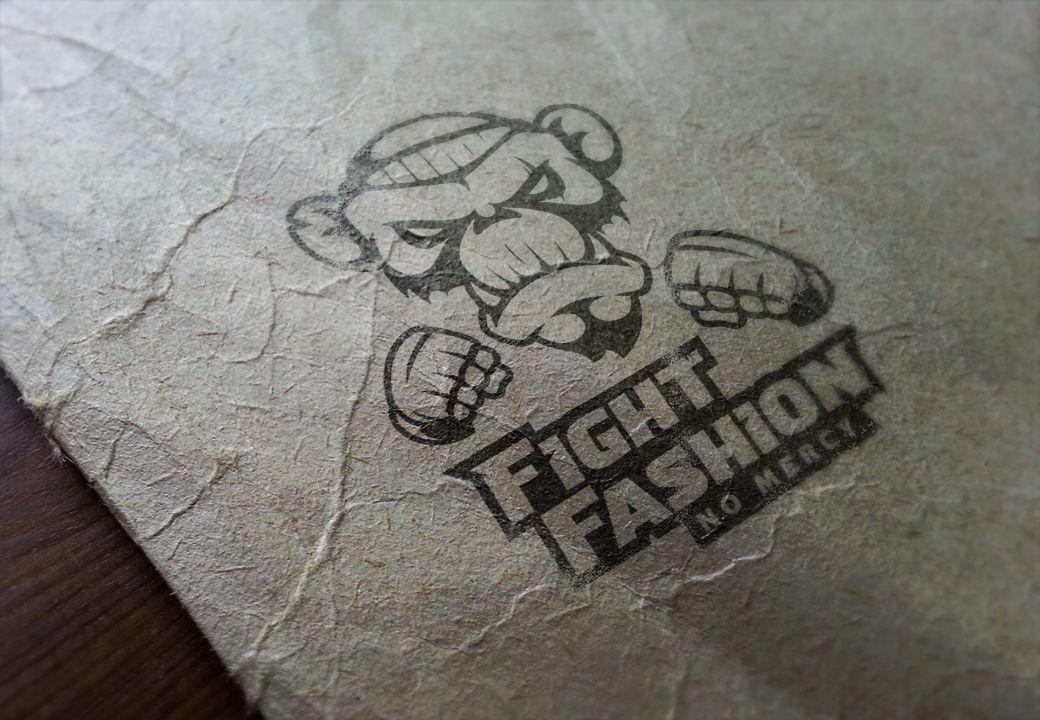 Логотип для Fight Fashion - дизайнер slavikx3m