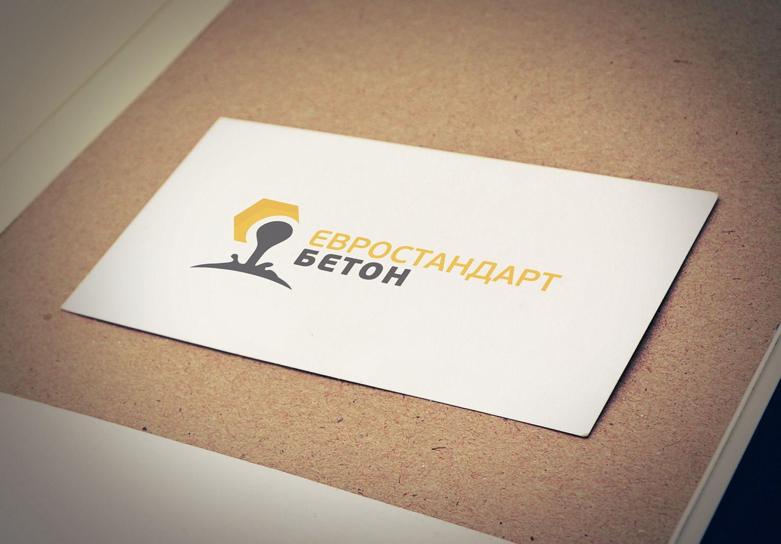 Логотип для ЕвроСтандарт Бетон - дизайнер Da4erry