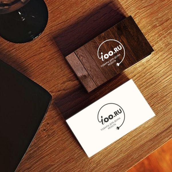 Логотип для Логотип для ioo.ru (мебель, товары для дома) - дизайнер Khritankov