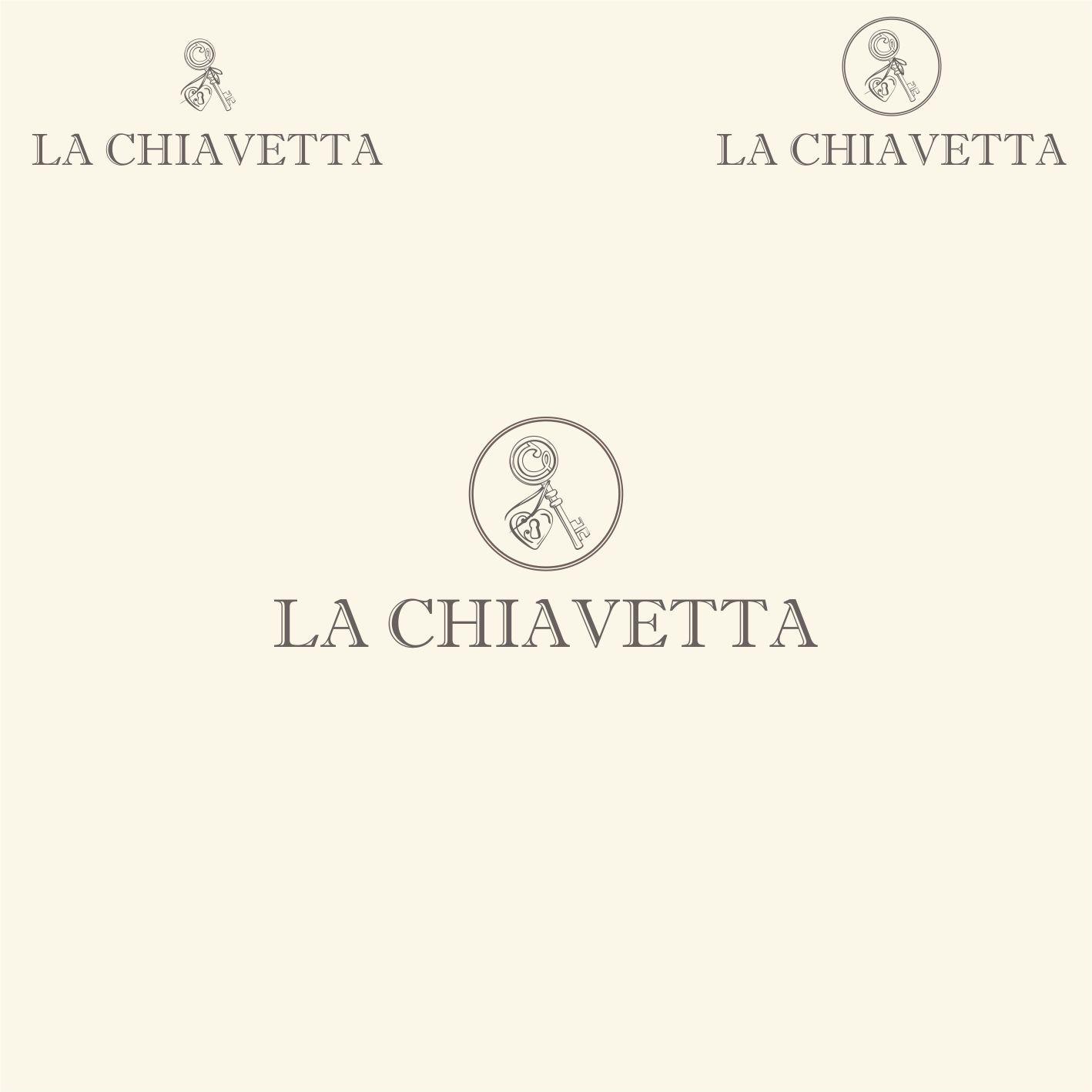Логотип для La Chiavetta - дизайнер Hofhund