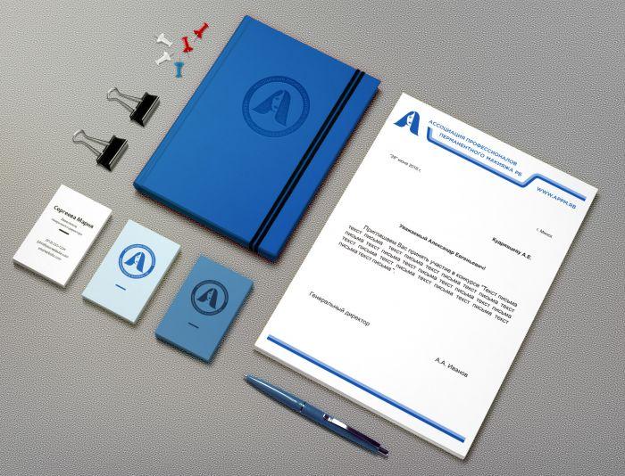 Лого и фирменный стиль для Асоциация профессионалов перманентного макияжа РБ - дизайнер georgian