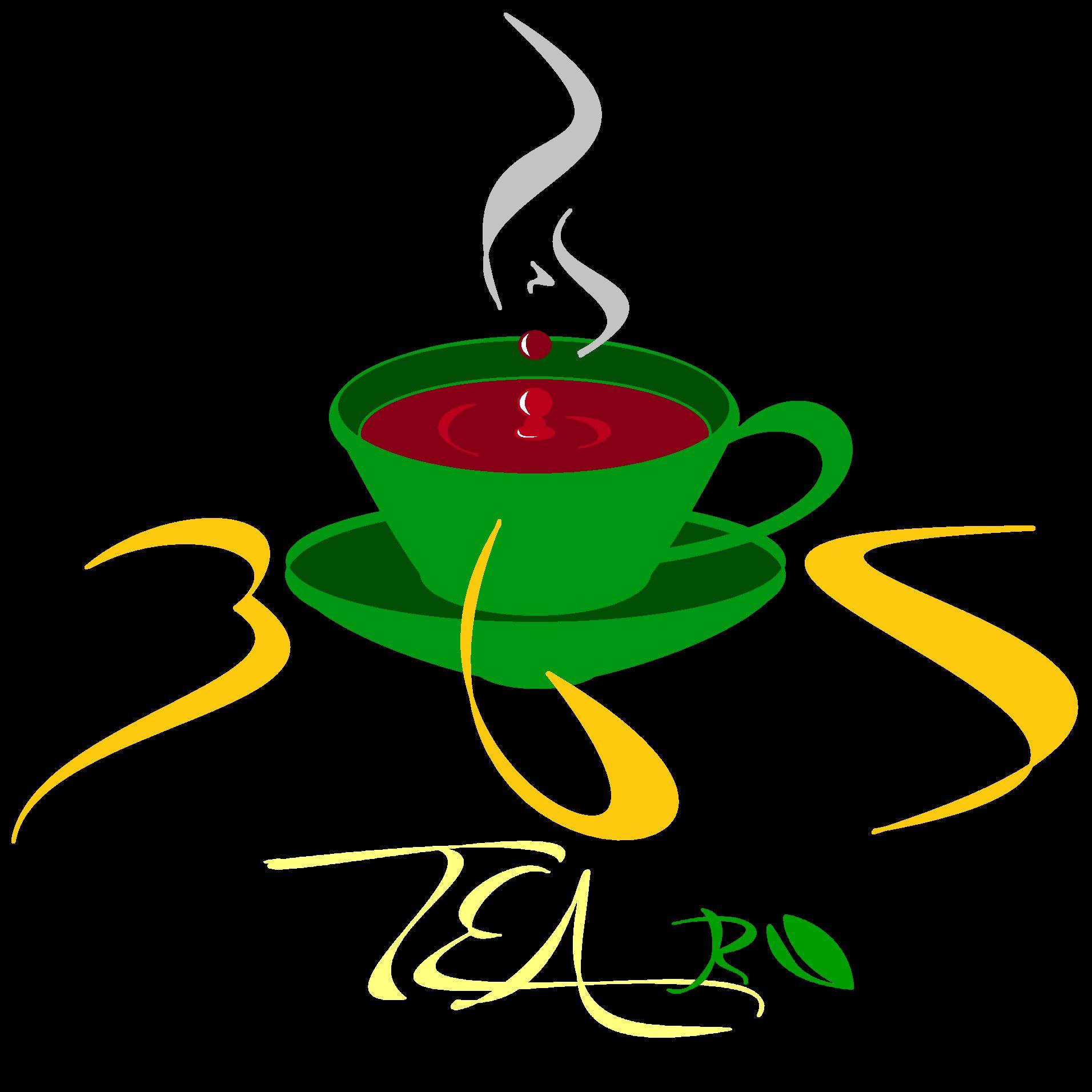 Логотип для 365tea.ru или 365TEA.RU - дизайнер Rijiry