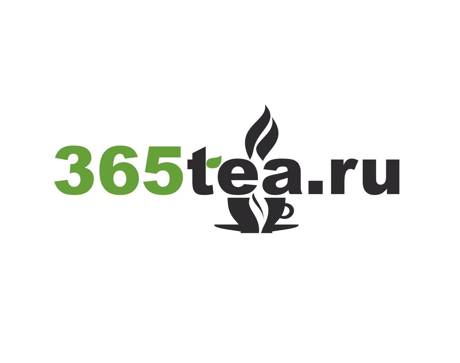 Логотип для 365tea.ru или 365TEA.RU - дизайнер Dzenna