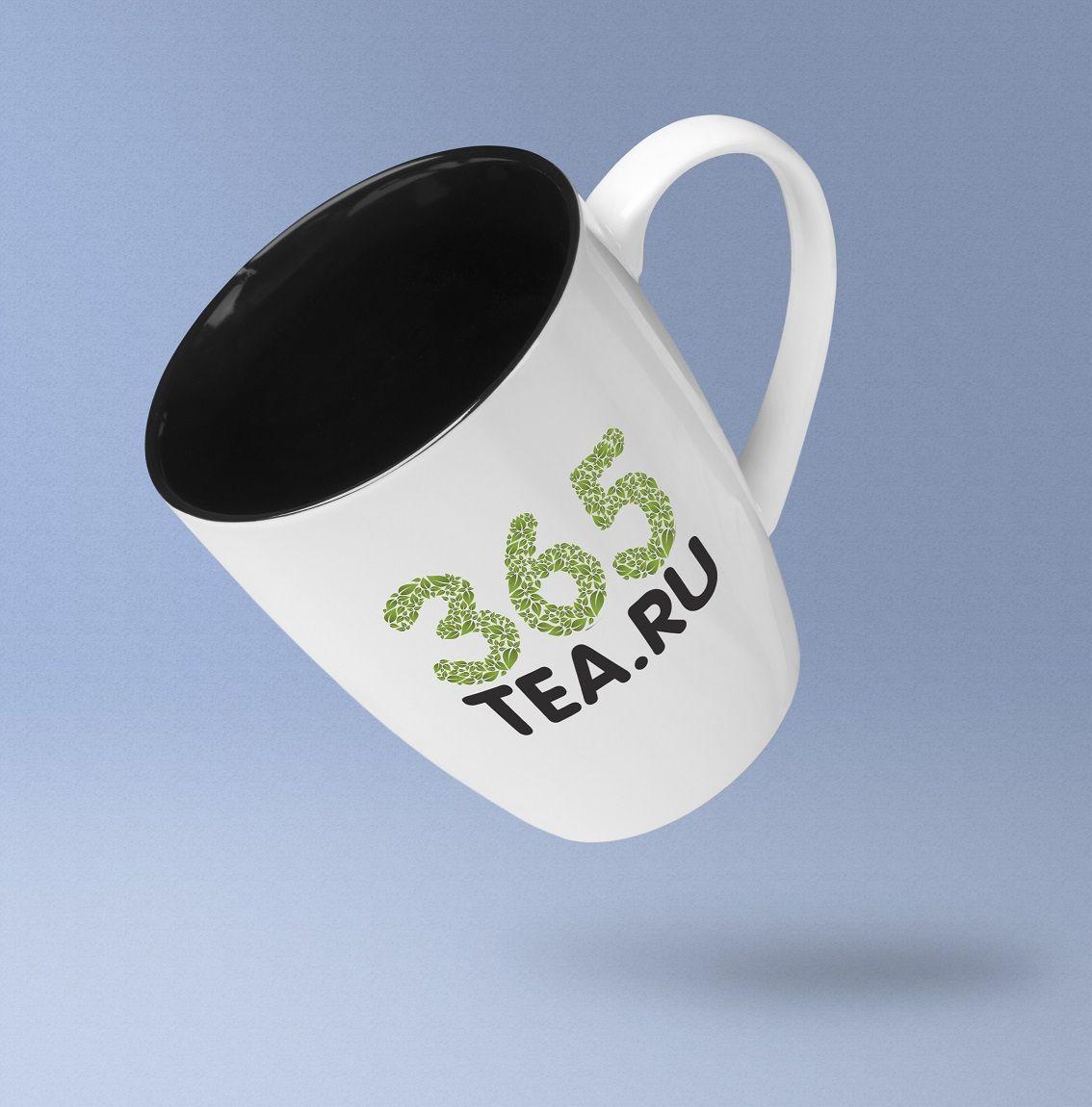Логотип для 365tea.ru или 365TEA.RU - дизайнер AleStudio