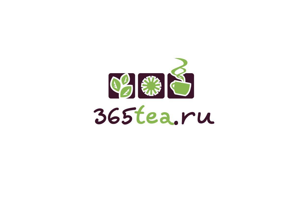 Логотип для 365tea.ru или 365TEA.RU - дизайнер oksygen