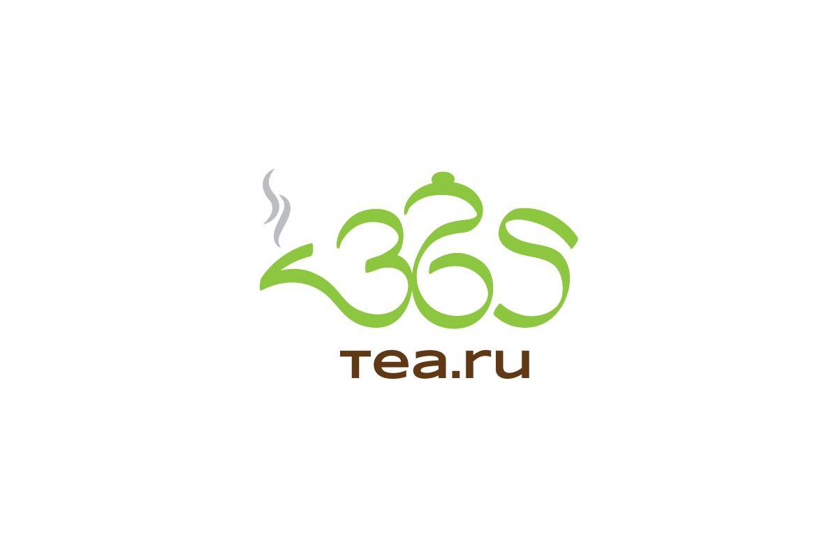 Логотип для 365tea.ru или 365TEA.RU - дизайнер VF-Group