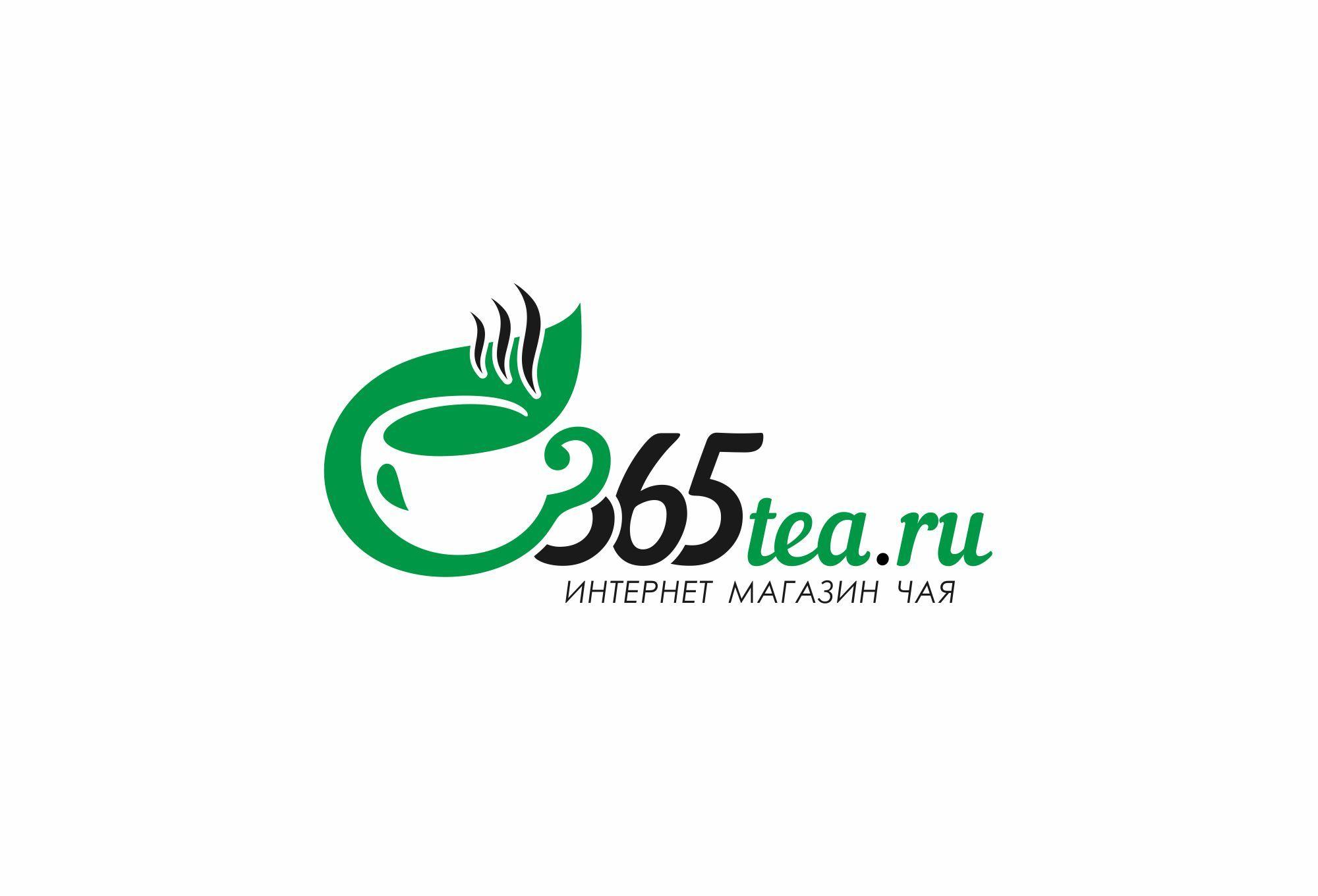 Логотип для 365tea.ru или 365TEA.RU - дизайнер Aspirin
