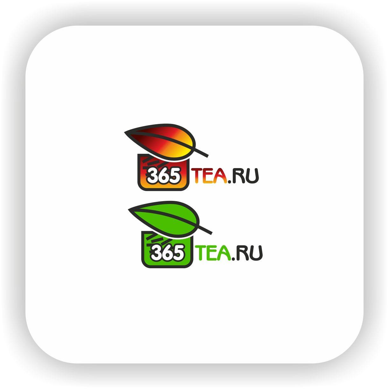 Логотип для 365tea.ru или 365TEA.RU - дизайнер Nikus