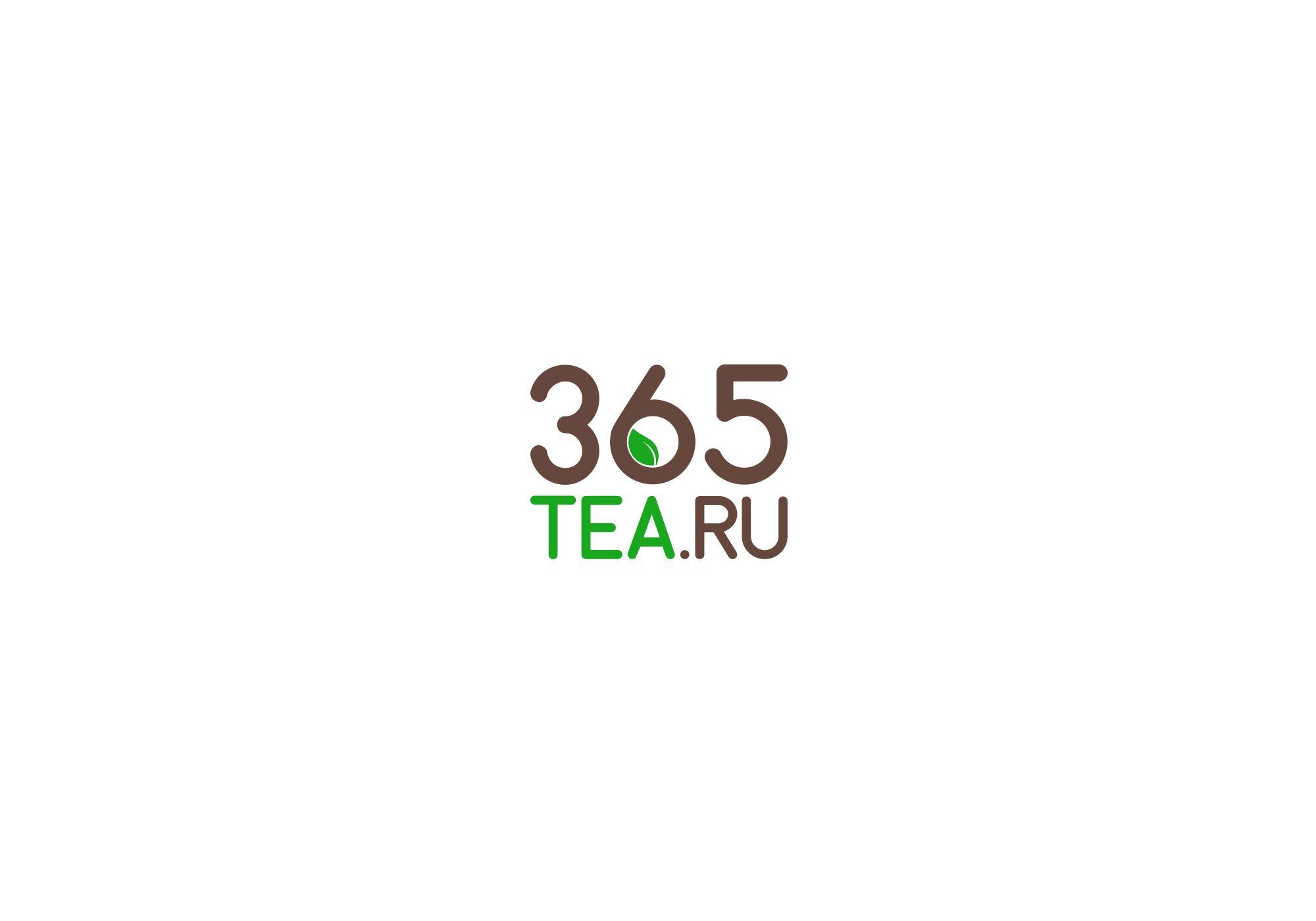 Логотип для 365tea.ru или 365TEA.RU - дизайнер Ninpo