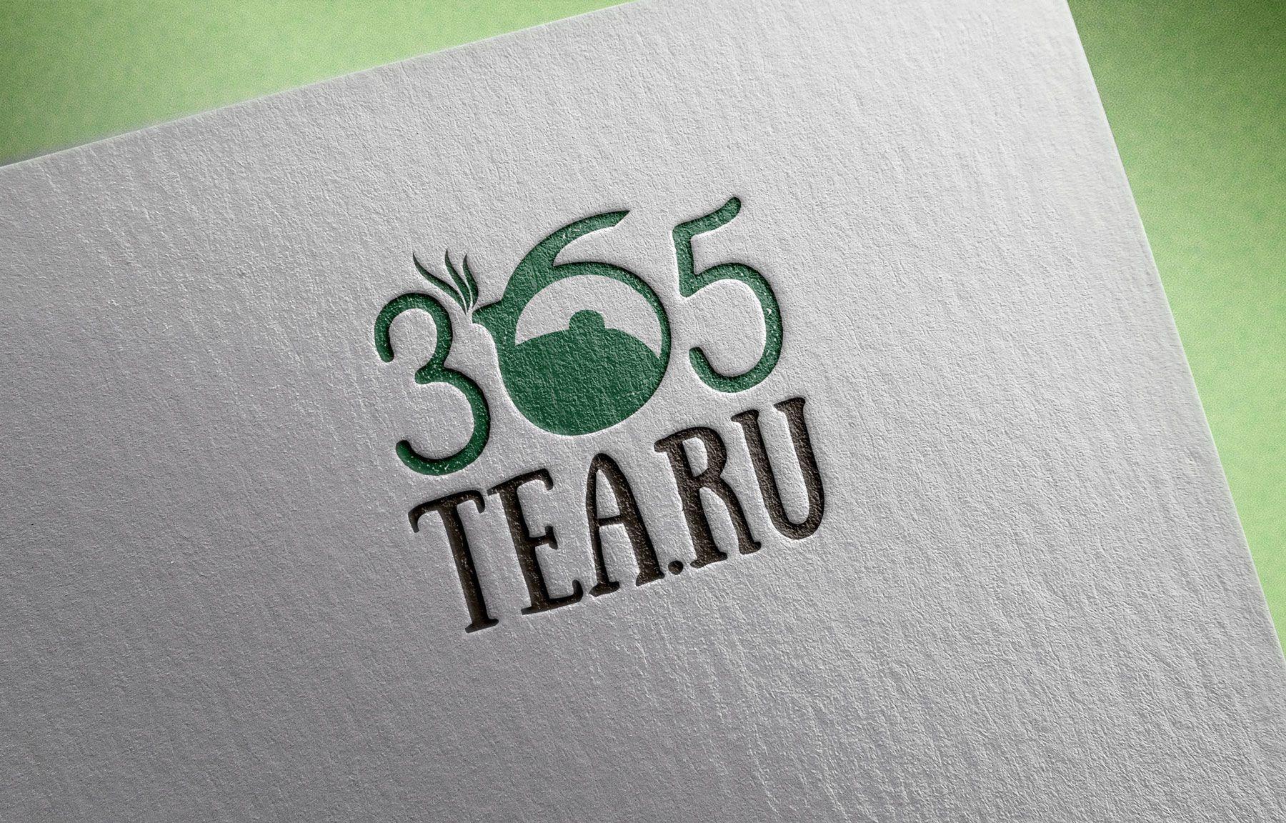 Логотип для 365tea.ru или 365TEA.RU - дизайнер sat9