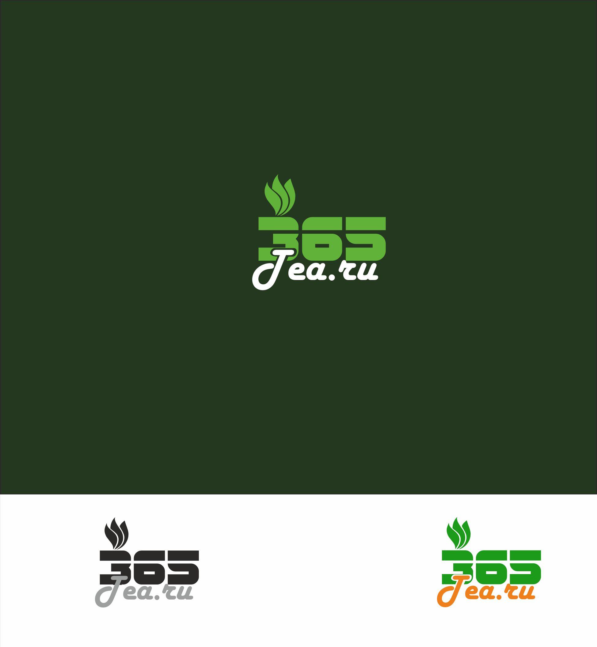 Логотип для 365tea.ru или 365TEA.RU - дизайнер sv58