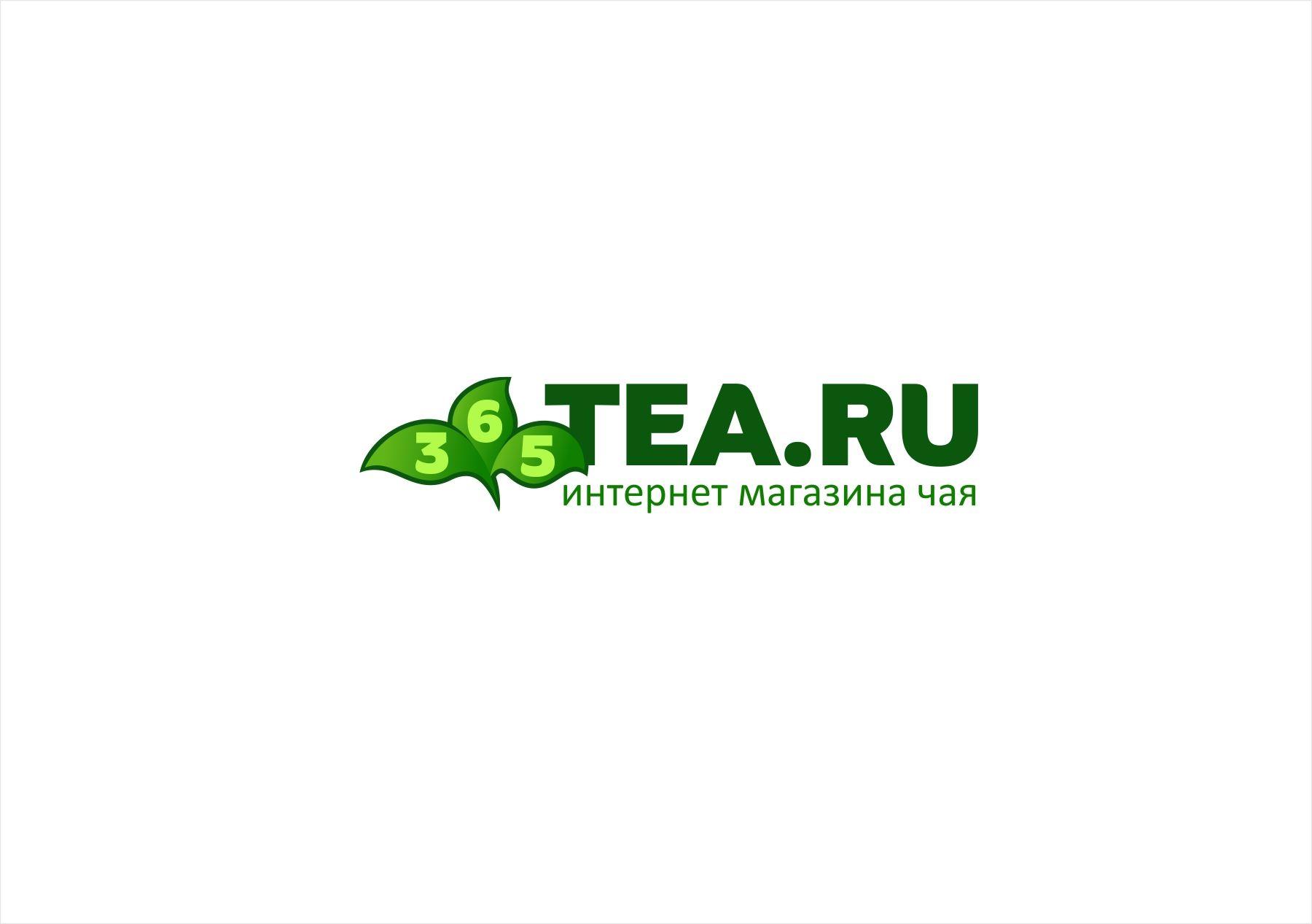 Логотип для 365tea.ru или 365TEA.RU - дизайнер kras-sky